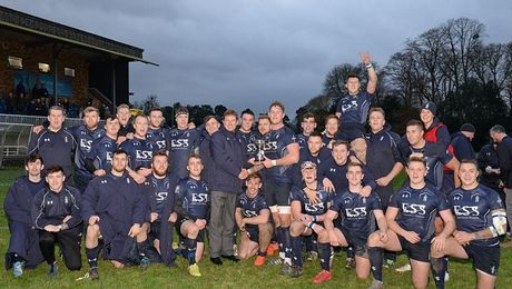 Royal Navy's Young Guns Sweep Past RAF To Set Up Crunch Army Clash