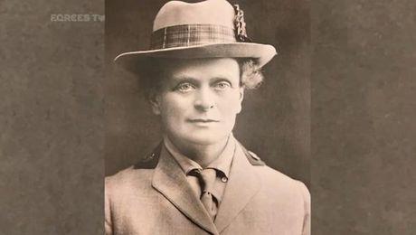 100 Years Since The Burial Of Dr Elsie Inglis