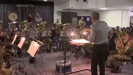 Young Musicians Given Chance To Perform With Army Bands