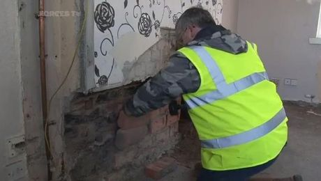 Tradesmen Answer The Call To Get Soldiers Off The Street