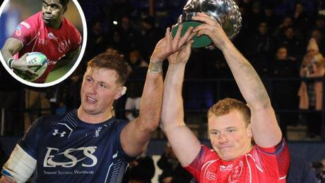Recordbreakers: Glory For Royal Navy Young Guns Despite Army Draw