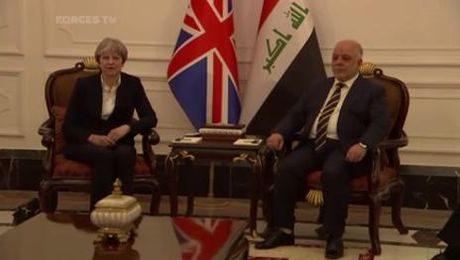 What Happened? Theresa May's Trip To Middle East