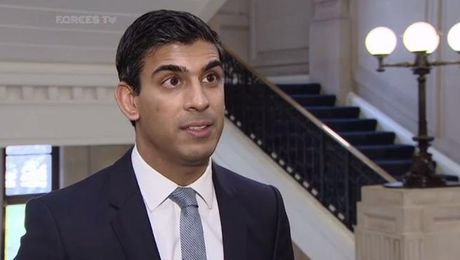 Conservative MP Rishi Sunak On Communications Cables Threat