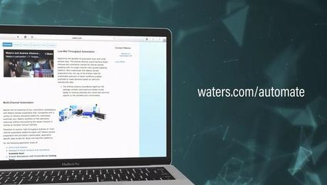 Waters Automation Solution