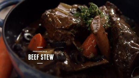 Sarahs 5 must have ingredients cooking for love s3 test 3 ep 2 recipe video provencale beef stew cooking for love asian forumfinder Gallery