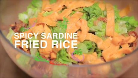 Ep 11 spicy sardine fried rice home cooked malaysia asian food ep 11 spicy sardine fried rice home cooked malaysia asian food channel forumfinder Image collections