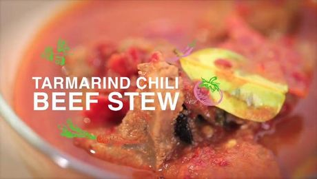 Ep 11 spicy sardine fried rice home cooked malaysia asian food ep 12 tamarind chili beef stew home cooked malaysia asian food channel forumfinder Image collections