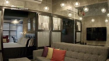New York Style in Manila | Small Spaces | HGTV Asia - (Video Shorts ...