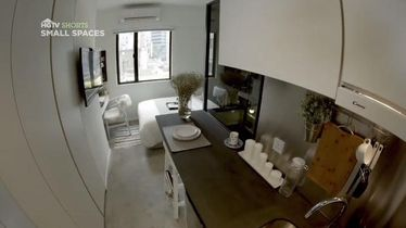 Carmen\'s Apartment | Small Spaces | HGTV Asia - (Video Shorts ...