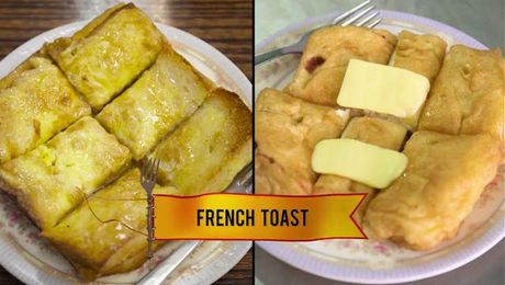 Hong Kong - French Toast | Food Wars Asia | Food Network Asia
