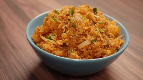 Kam heong clams cooking for love s3 asian food channel test kimchi tuna fried rice asian food channel forumfinder Images