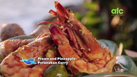 Prawn & Pineapple Curry | By the Sea with Ili | Asian Food Channel