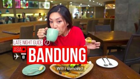 Bandung   Late Night Guide Asia   Asian Food Channel
