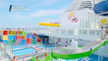 Dream Cruises #6   Everything Food   Asian Food Channel