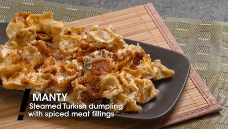Taste Test: Manty | Everything Food | Asian Food Channel