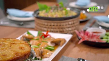 Episode 3 | Martin Yan's Asian Favorites S2 | Asian Food Channel