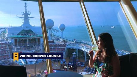 All Aboard! | Cruisin' with Royal Caribbean | Asian Food Channel