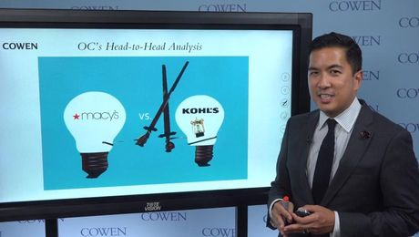 Chen 10/12/17- Head-to-head Analysis: The Kohl's vs. Macy's Debate + Video