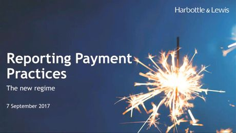 IABM Webinar - New payment reporting duties