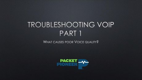 VIAVI Troubleshooting VoIP - Part 1