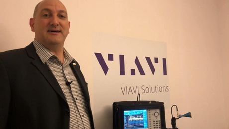 VIAVI Solutions: An Introduction to the CellAdvisor 28 GHz Downconverter