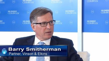 Barry Smitherman, Partner, Energy Regulation, Vinson & Elkins