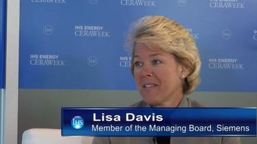 Lisa Davis, Member of the Managing Board, Siemens