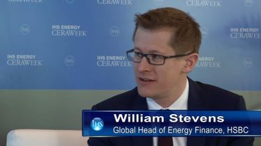 William Stevens, Global Head, Strategic Energy Solutions Group, HSBC