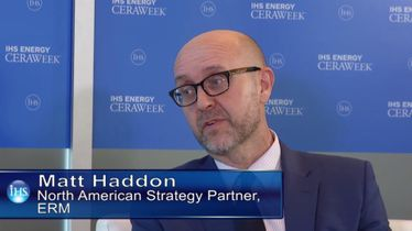 Matt Haddon, North American Strategy Partner, ERM