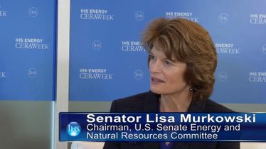 Sen. Lisa Murkowski, Chairman, U.S. Senate Energy and Natural Resources Committee