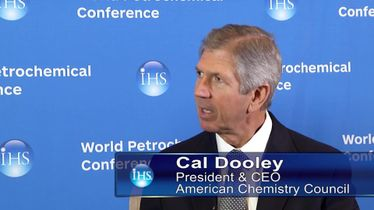 Cal Dooley, President & CEO, American Chemistry Council