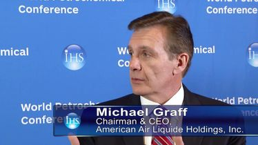 Michael Graff, Chairman and CEO, Air Liquide Holdings, Inc.