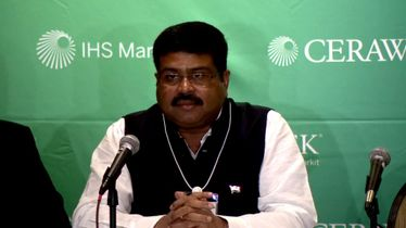 Media Briefing with HE Dharmendra Pradhan