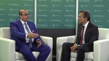Interview with Carlos Pascual and Mohamed Al Ramahi