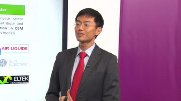 Demand Site Management, Eugene Toh, Energy Market Authority, Singapore