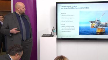 Data Maintenance for Offshore, Stig Olav Settemsdal, Siemens