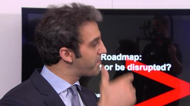 Disrupt or Be Disrupted, Adeeb Gharzouzi, Accenture