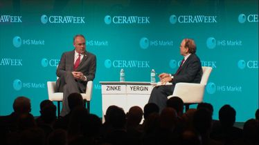 US Policy Dialog with Ryan Zinke