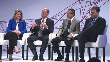 Energy Innovation Pioneers: Opportunities in the new energy landscape (1.46min)