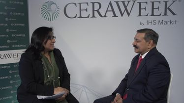 Prabhat Singh, Chief Executive Officer, Petronet LNG Limited