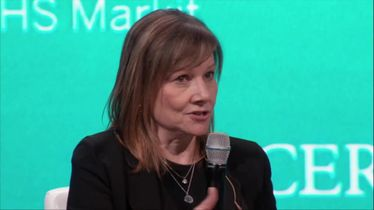 Q&A with Dan Yergin:  Mary Barra, Chairman & CEO, GM
