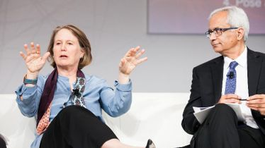 Cloud Meets Energy: Voices of Innovation with Diane Greene, CEO, Google Cloud and Ashok Belani, CTO, Schlumberger