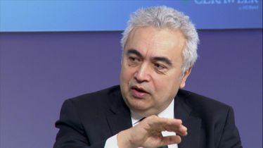 Voices of Innovation with Fatih Birol: Are we at a tipping point? (1.31min)