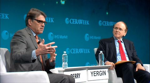 Special Address with Hon. Rick Perry, Secretary of Energy