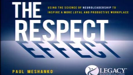 Inspire a More Loyal and Productive Workplace With the Respect Effect