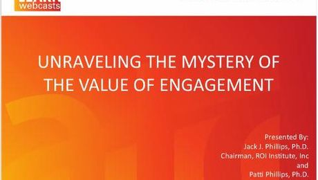 Unraveling the Mystery of the Value of Engagement
