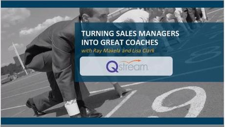 Transforming Winning Sales Managers Into Effective Sales Coaches
