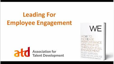 Leading for Engagement