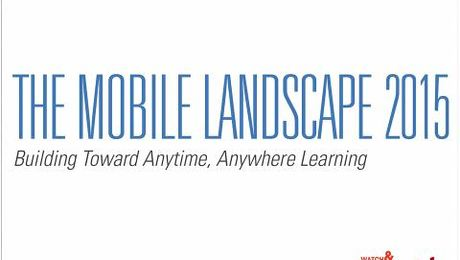 ATD Research Presents: The Mobile Landscape 2015 - Building Toward Anytime, Anywhere Learning