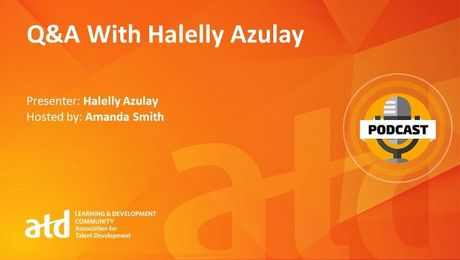 Q&A With Halelly Azulay